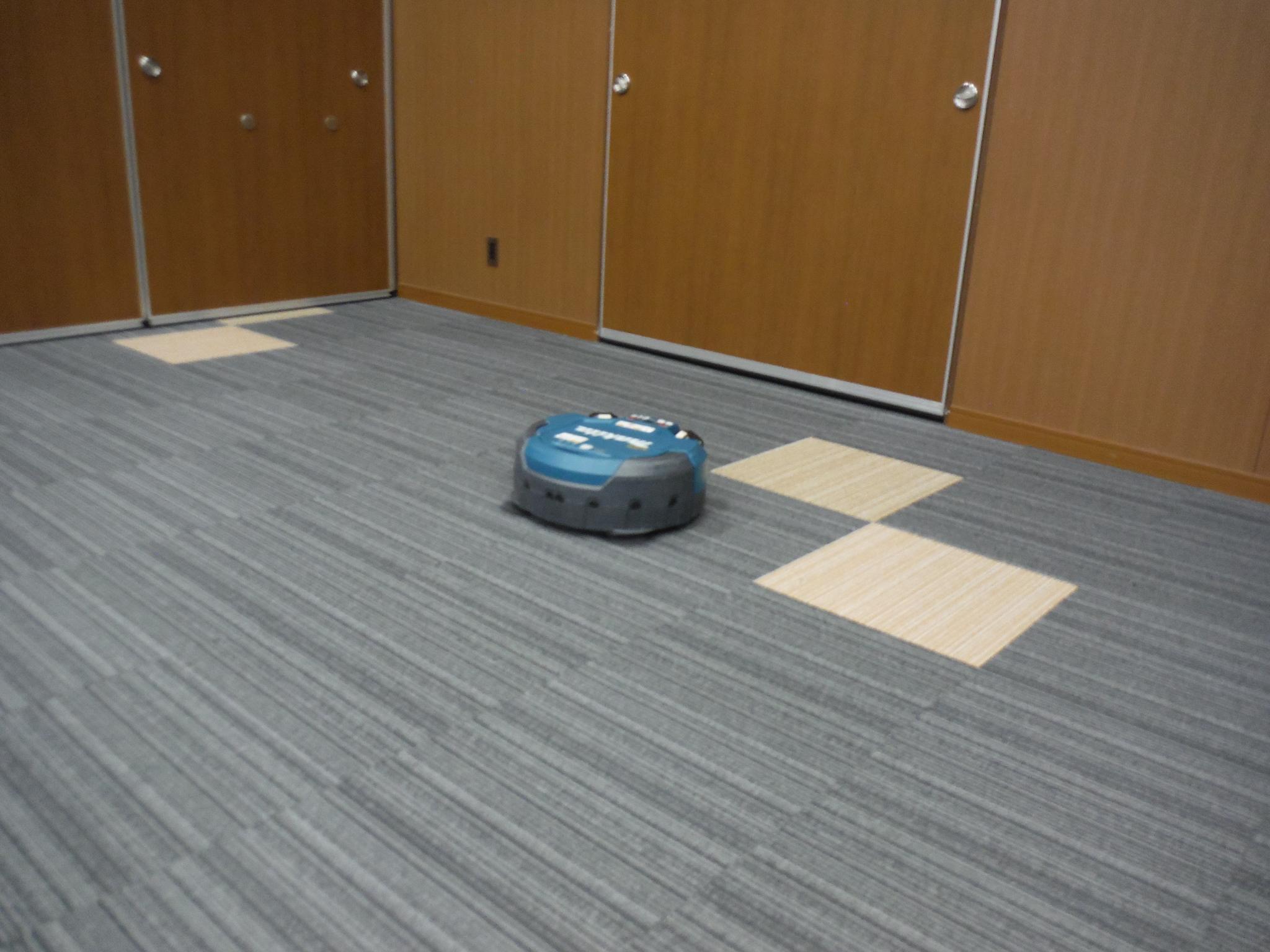 ロボット掃除機導入